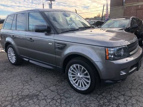 2011 Land Rover Range Rover Sport for sale at TD MOTOR LEASING LLC in Staten Island NY