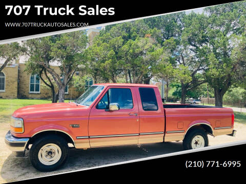 1994 Ford F-150 for sale at 707 Truck Sales in San Antonio TX