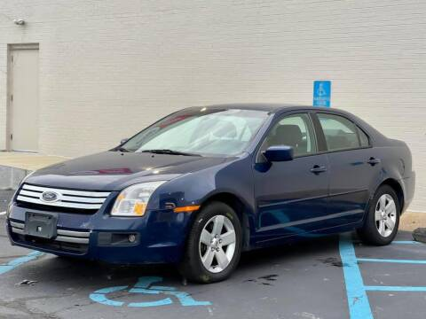 2006 Ford Fusion for sale at Carland Auto Sales INC. in Portsmouth VA