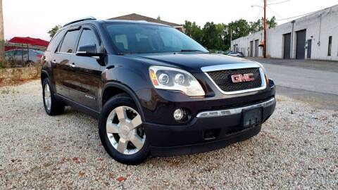 2008 GMC Acadia for sale at JT AUTO in Parma OH