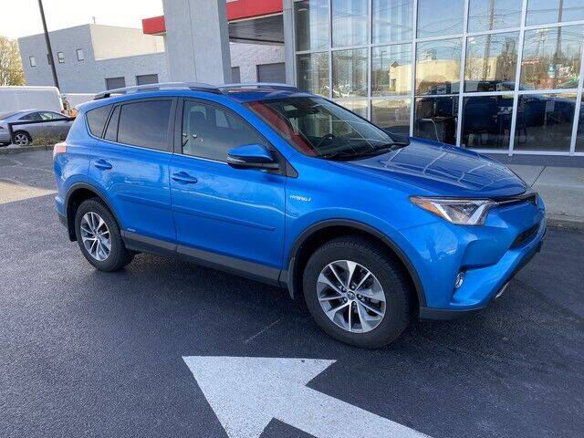 2018 Toyota RAV4 Hybrid for sale at Car Revolution in Maple Shade NJ