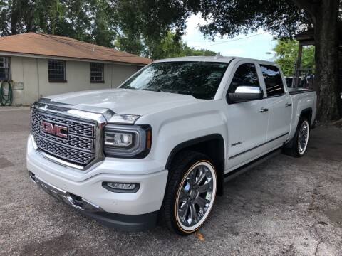 2017 GMC Sierra 1500 for sale at Reliable Motor Broker INC in Tampa FL