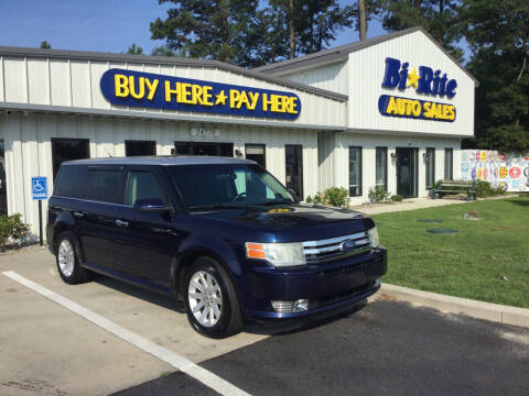 2011 Ford Flex for sale at Bi Rite Auto Sales in Seaford DE