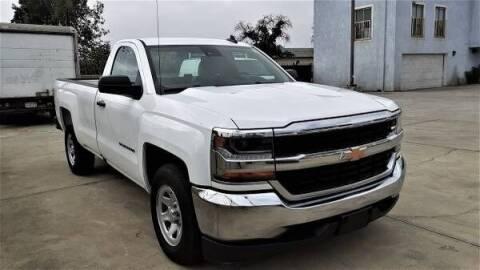 2016 Chevrolet Silverado 1500 for sale at DOYONDA AUTO SALES in Pomona CA
