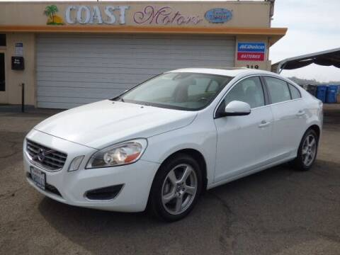 2012 Volvo S60 for sale at Coast Motors in Arroyo Grande CA
