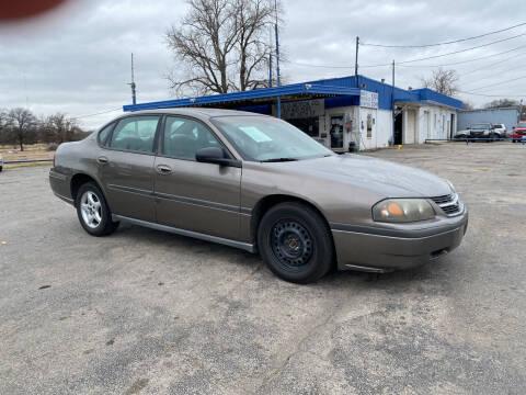 2002 Chevrolet Impala for sale at Dave-O Motor Co. in Haltom City TX