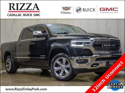 2020 RAM Ram Pickup 1500 for sale at Rizza Buick GMC Cadillac in Tinley Park IL