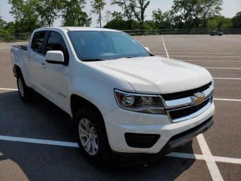 2020 Chevrolet Colorado for sale at CON ALVARO ¡TODOS CALIFICAN!™ in Columbia TN