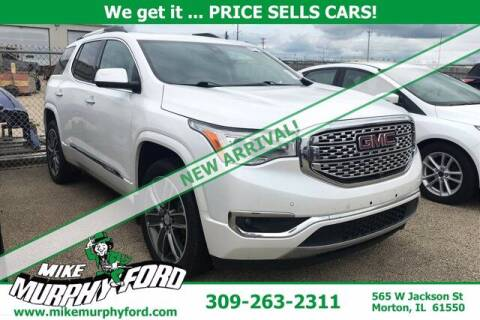 2019 GMC Acadia for sale at Mike Murphy Ford in Morton IL