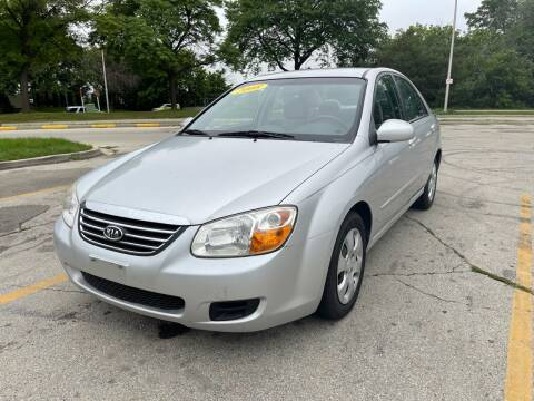 2008 Kia Spectra for sale at Sphinx Auto Sales LLC in Milwaukee WI