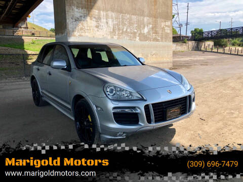 2009 Porsche Cayenne for sale at Marigold Motors, LLC in Pekin IL