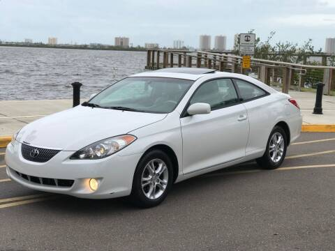 2004 Toyota Camry Solara for sale at Orlando Auto Sale in Port Orange FL