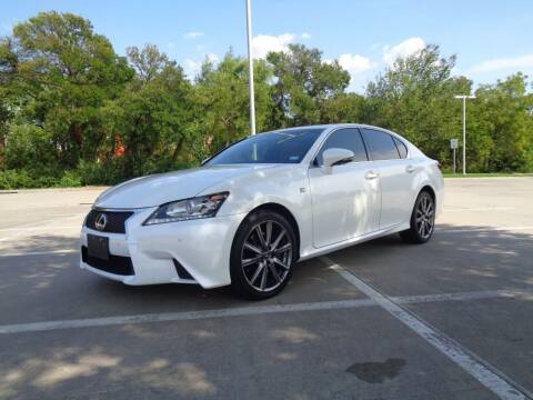 2013 Lexus GS 350 for sale at ACH AutoHaus in Dallas TX