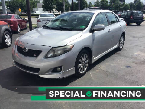 2010 Toyota Corolla for sale at Rayyan Auto Mall in Lexington KY