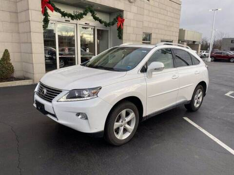 2014 Lexus RX 350 for sale at Cappellino Cadillac in Williamsville NY
