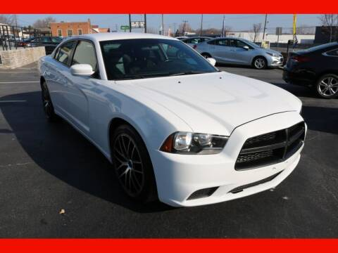 2013 Dodge Charger for sale at AUTO POINT USED CARS in Rosedale MD