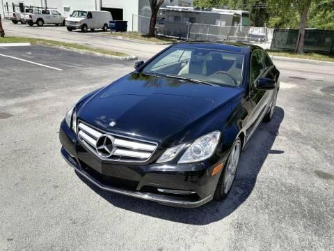 2013 Mercedes-Benz E-Class for sale at Best Price Car Dealer in Hallandale Beach FL
