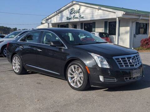 2015 Cadillac XTS for sale at Best Used Cars Inc in Mount Olive NC