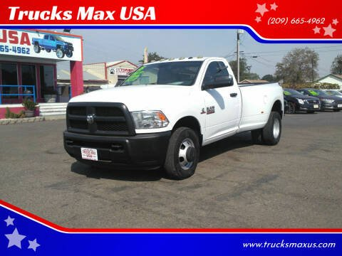 2015 RAM Ram Pickup 3500 for sale at Trucks Max USA in Manteca CA