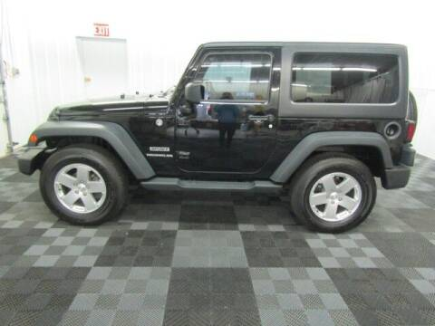 2013 Jeep Wrangler for sale at Michigan Credit Kings in South Haven MI