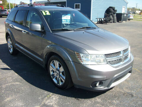 2012 Dodge Journey for sale at USED CAR FACTORY in Janesville WI