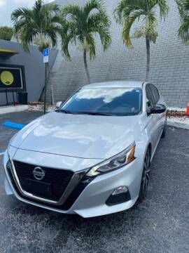 2020 Nissan Altima for sale at YOUR BEST DRIVE in Oakland Park FL