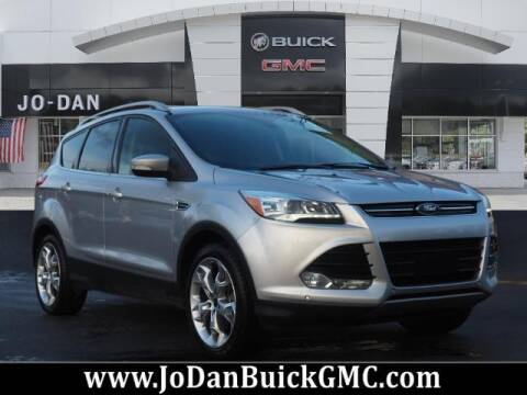 2016 Ford Escape for sale at Jo-Dan Motors in Plains PA