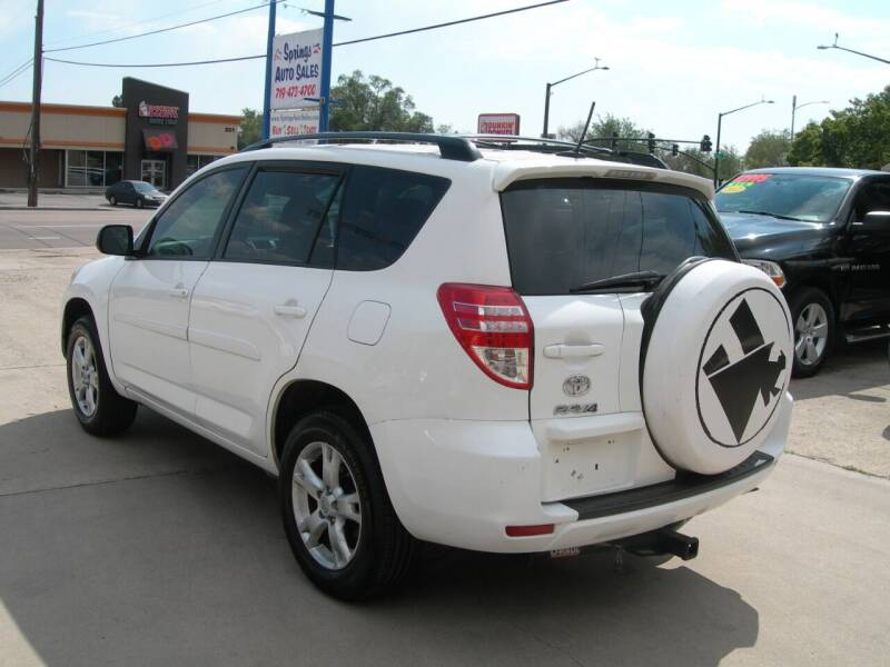 2012 Toyota RAV4 4dr SUV - Colorado Springs CO