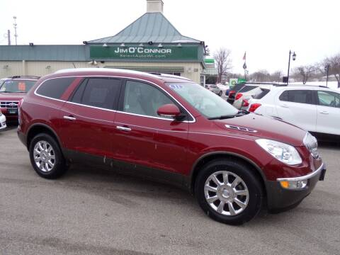 2011 Buick Enclave for sale at Jim O'Connor Select Auto in Oconomowoc WI