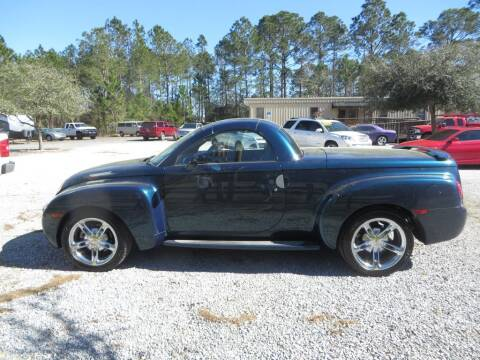 2005 Chevrolet SSR for sale at Ward's Motorsports in Pensacola FL