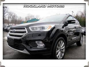 2018 Ford Escape for sale at Rockland Automall - Rockland Motors in West Nyack NY