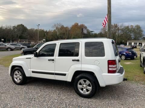 2011 Jeep Liberty for sale at Joye & Company INC, in Augusta GA