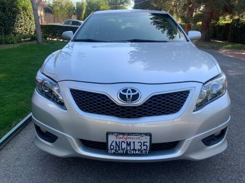 2011 Toyota Camry for sale at Car Lanes LA in Valley Village CA