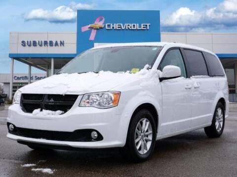 2019 Dodge Grand Caravan for sale at Suburban Chevrolet of Ann Arbor in Ann Arbor MI