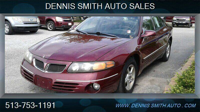 2000 Pontiac Bonneville for sale in Amelia, OH