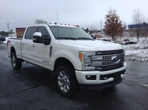2019 Ford F-350 Super Duty for sale at Bruns & Sons Auto in Plover WI
