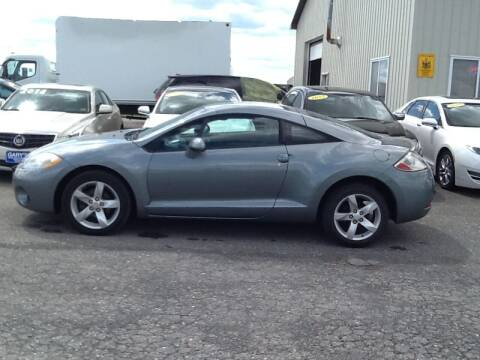 2008 Mitsubishi Eclipse for sale at Garys Sales & SVC in Caribou ME