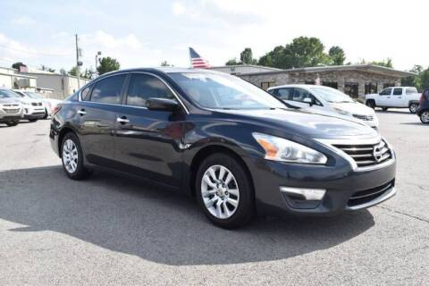 2015 Nissan Altima for sale at Auto Credit Xpress - Sherwood in Sherwood AR