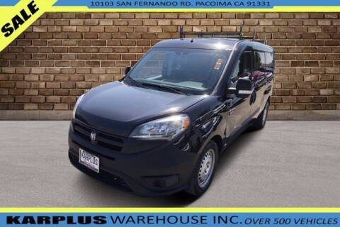 2015 RAM ProMaster City Cargo for sale at Karplus Warehouse in Pacoima CA
