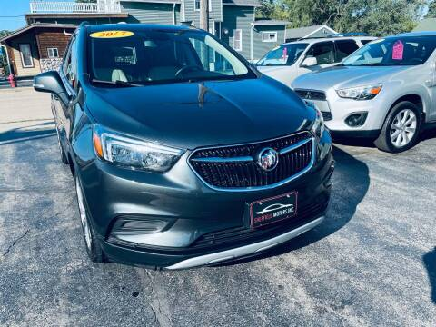 2017 Buick Encore for sale at SHEFFIELD MOTORS INC in Kenosha WI