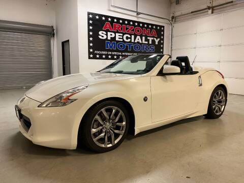 2010 Nissan 370Z for sale at Arizona Specialty Motors in Tempe AZ