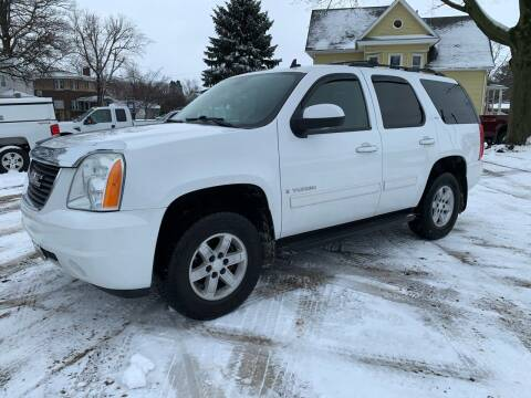2009 GMC Yukon for sale at BROTHERS AUTO SALES in Hampton IA