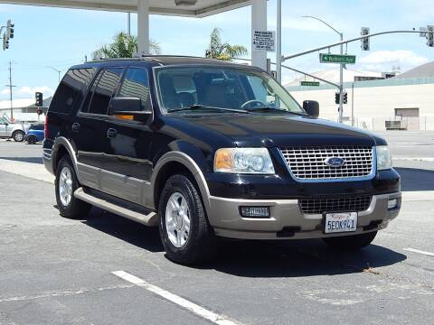 2004 Ford Expedition for sale at Gilroy Motorsports in Gilroy CA