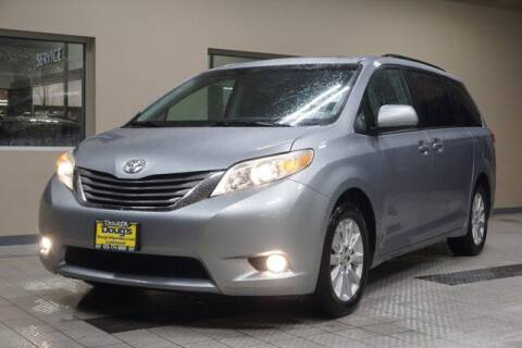 2011 Toyota Sienna for sale at Jeremy Sells Hyundai in Edmunds WA