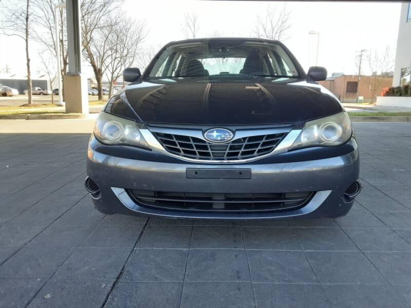 2008 Subaru Impreza for sale at Fredericksburg Auto Finance Inc. in Fredericksburg VA