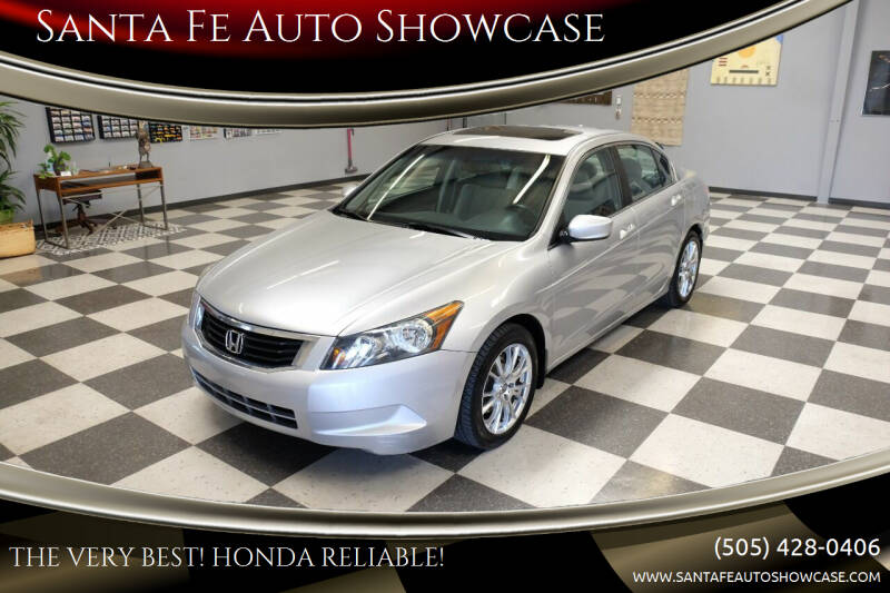 2010 Honda Accord for sale at Santa Fe Auto Showcase in Santa Fe NM