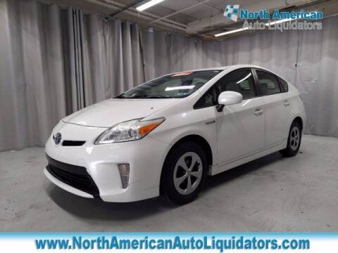 2013 Toyota Prius for sale at North American Auto Liquidators in Essington PA