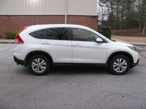 2014 Honda CR-V for sale at Automotion Of Atlanta in Conyers GA