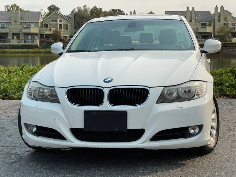2009 BMW 3 Series for sale at Continental Car Sales in San Mateo CA