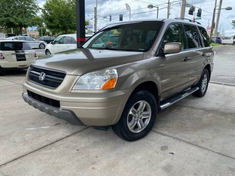 2004 Honda Pilot for sale at Michael's Imports in Tallahassee FL